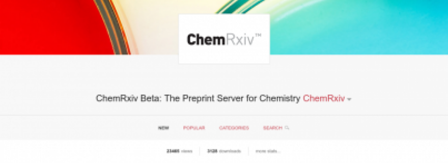 ChemRxiv: Preprints for Chemistry