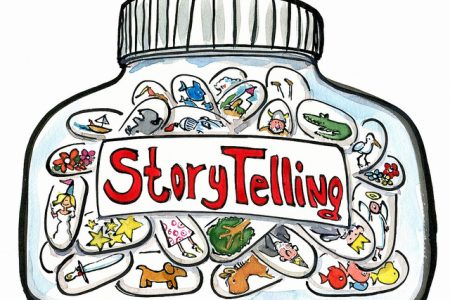 Let Me Tell You a Story: Academic Storytelling