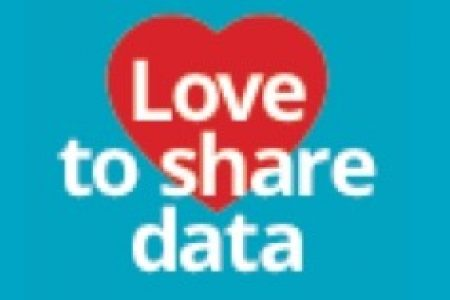 Love to share data? Come along and share the love!