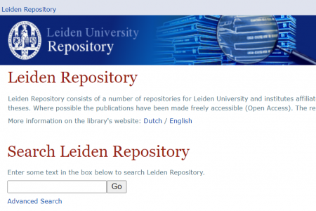 Tip 1: Make all your peer reviewed articles Open Access in the Leiden Repository